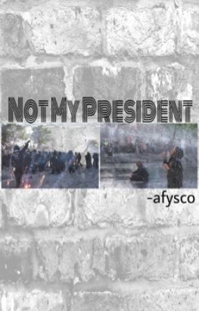 Not My President - Muke by dannyscurlies