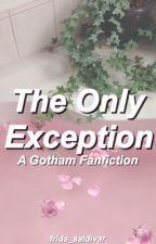 The only exception •Bruce Wayne• by frida_saldivar