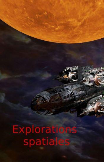 Explorations spatiales