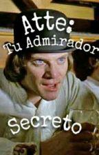 Atte:Tu Admirador Secreto; BillDip. by MaryAnPaDe