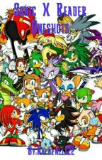 Sonic Characters X Reader Oneshots by Raphewel122