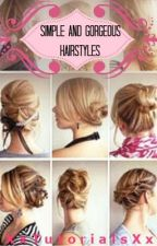 Simple and Gorgeous HairStyles by XxTutorialsXx