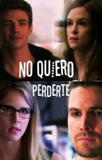 No Quiero perderte ⚫Olicity⚫❄ snowbarry❄ by Astrid_Allen