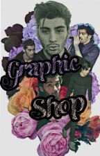 Graphic Shop *Open* by writersfeed