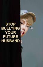 stop bullying your future husband; jooheon by rmbinou