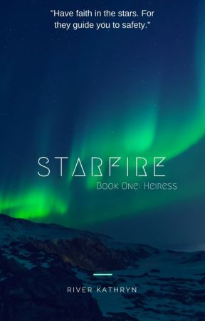 Starfire: Heiress by riverdork