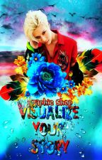 ~Visualize Your Story~ Graphic Design Inspiration by hotaru_no_hikari