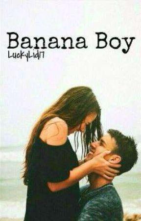 Banana Boy by LuckyLid17