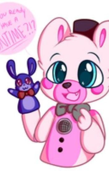 I'll Never Let You Go (Funtime Freddy x Reader) - _Kawaii_Narwhale_
