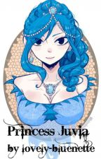 Princess Juvia by Lovely-bluenette