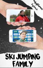 Ski Jumping Family/konfa by KrychaWie