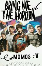 Bring Me The Horizon Momos :v by -sykojuice