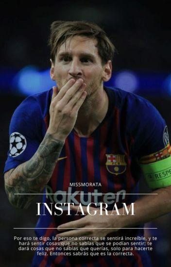 Instagram. ||Lionel Messi||.