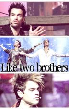 Like two brothers - So wie Brüder - Ehrlich Brothers Fanfiction by JazzDreamWolf