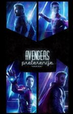 ~Avengers Preferencje~ by -SueSu-