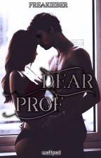 Dear Prof ⭐ j.b by freakieber