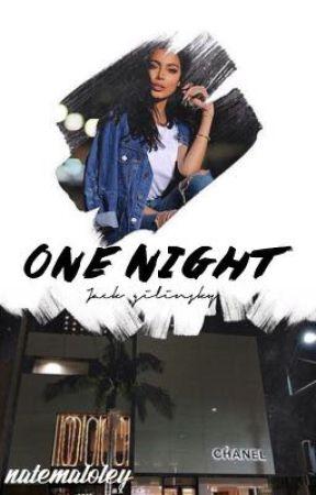 one night » jack gilinsky by natemaloley