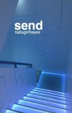 send - ft. Magcon by babygirlhayes