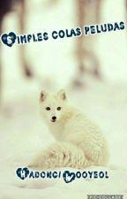 simples colas peludas  by mikuo_nwn