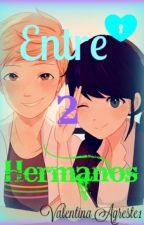 Entre Dos Hermanos (Adrianette Y Marichat) by Valentina_RVS