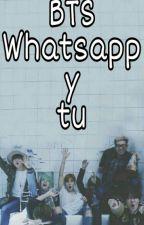 BTS WHATSAPP Y TU  by xxxMellixxx