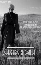 Amish girl   h.s   by Amy_188