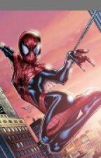 You're Spider Woman!?! by 8KBKawaiiChan8
