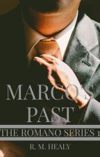 Marco's Past - The Romano Series 4 (SAMPLE ONLY) by WriterRH