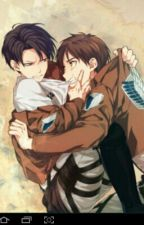 Hidden Feelings (Eren x male reader x Levi) by LanHa11