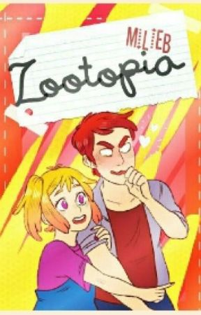 Zootopia [Fnafhs]  by MlLieb