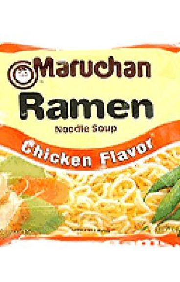 An Ode to Ramen Noodles