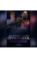All Soccer Players Opinion Book by sportlover_