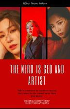the nerd is Ceo and artist by gloryvanesayesiana