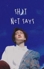 ❝shit NCT says❞ by YoungSyn-
