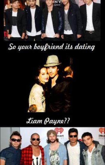 Dating Liam Payne Wattpad
