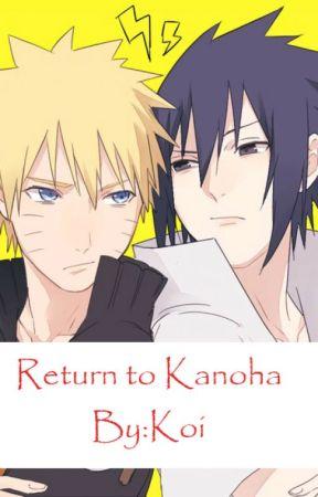 Return To Konoha A Narusasu Story Visitor Wattpad