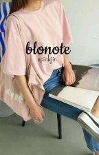 blonote   tablo by xpinkjin