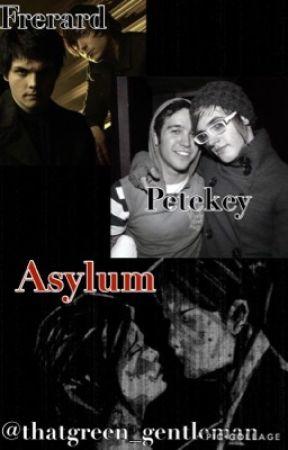 Asylum||My Chemical Romance|| by nicesetoftupperware