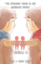 The Hendricks Brothers [WEB COMIC] by kazuzuju