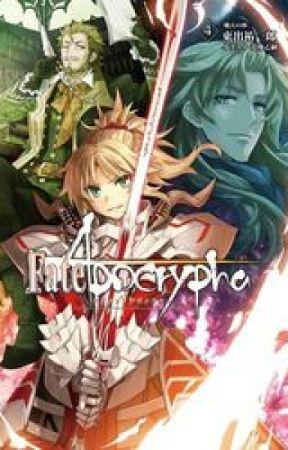 Fate Apocrypha Volume 3 by mkhartzen