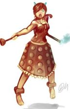 Daddies Little Dalek (DW) by iznek123