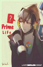 Prime Life [Web Personifications X reader] by pepcvina