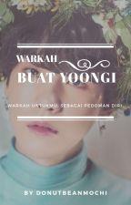 [OC] Warkah Buat Yoongi •myg• by donutbeanmochi