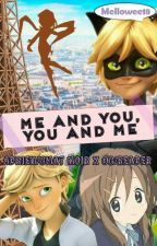 Me and You, You and Me (Adrien/Chat Noir x OC/Reader) [ON HOLD] by Mellowee18