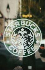 Starbucks » Min Yoongi by xxredxxlipsxx