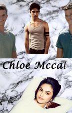 Niezwykła Chloe- Teen Wolf by FioletowaFretka