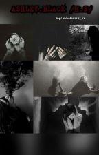 ASHLEY.BLACK  H.S  by LadyHazza_xx