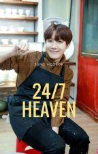 24/7 heaven 천국 》Jung HoSeok [OneShot]  EDITANDO by Theboap