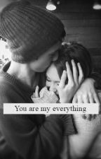 You are my everything. by CandyyKK