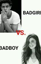 Badgirl vs. Badboy  by salmatj